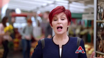Atkins TV Spot, 'Market' Featuring Sharon Osbourne - Thumbnail 1