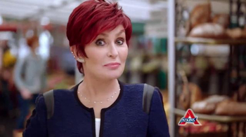 Atkins TV Spot, 'Market' Featuring Sharon Osbourne