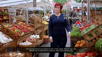 Atkins TV Spot, 'Market' Featuring Sharon Osbourne - Thumbnail 3