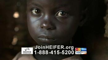 Heifer International TV Spot, 'How Many Children?' - Thumbnail 10