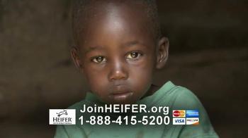 Heifer International TV Spot, 'How Many Children?' - Thumbnail 6
