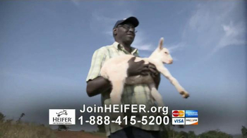 Heifer International TV Spot, 'How Many Children?'