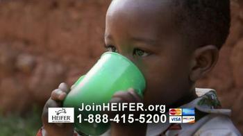 Heifer International TV Spot, 'How Many Children?' - Thumbnail 8