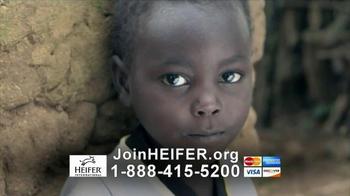 Heifer International TV Spot, 'How Many Children?' - Thumbnail 9