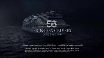 Princess Cruises 50th Anniversary Sale TV Spot, 'Join Us' - Thumbnail 10