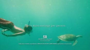 Princess Cruises 50th Anniversary Sale TV Spot, 'Join Us' - Thumbnail 4