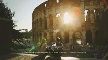 Princess Cruises 50th Anniversary Sale TV Spot, 'Join Us' - Thumbnail 5