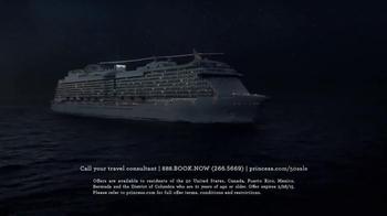 Princess Cruises 50th Anniversary Sale TV Spot, 'Join Us' - Thumbnail 9