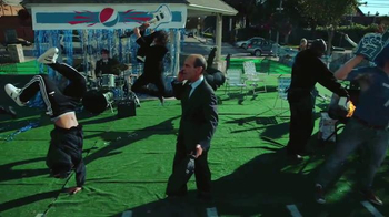 Pepsi TV Spot, 'Hyped for Halftime: The Fastest Halftime Show Ever!' - Thumbnail 7