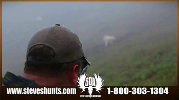 Steve's Outdoor Adventure TV Spot, 'Big Game Hunting and Fishing' - Thumbnail 1