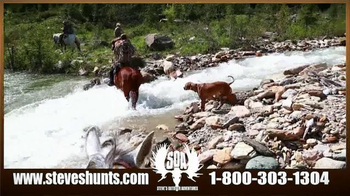 Steve's Outdoor Adventure TV Spot, 'Big Game Hunting and Fishing' - Thumbnail 7