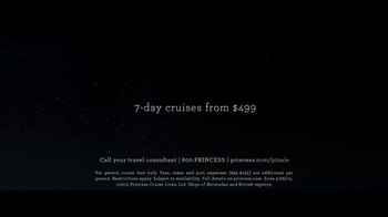 Princess Cruises TV Spot, 'Stars' - Thumbnail 6