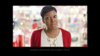 Burlington Coat Factory TV Spot, 'Home Essentials' - Thumbnail 2