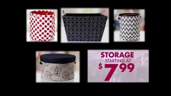 Burlington Coat Factory TV Spot, 'Home Essentials' - Thumbnail 6