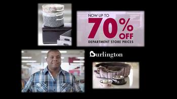 Burlington Coat Factory TV Spot, 'Home Essentials' - Thumbnail 8