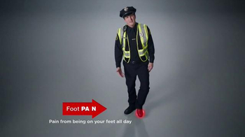 Dr. Scholl's TV Spot, 'Policeman' - Thumbnail 3