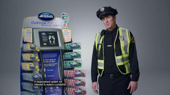 Dr. Scholl's TV Spot, 'Policeman' - Thumbnail 6