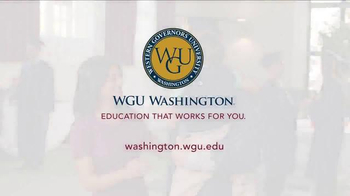 WGU Washington TV Spot, 'Life' - Thumbnail 10