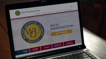 WGU Washington TV Spot, 'Life' - Thumbnail 7