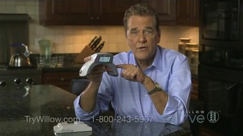 Willow Curve TV Spot, 'Life Changing' Featuring Chuck Woolery - Thumbnail 2