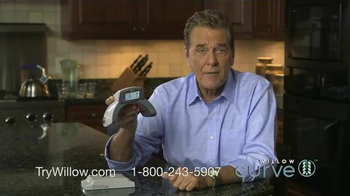 Willow Curve TV Spot, 'Life Changing' Featuring Chuck Woolery - Thumbnail 6