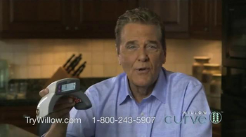 Willow Curve TV Spot, 'Life Changing' Featuring Chuck Woolery - Thumbnail 8