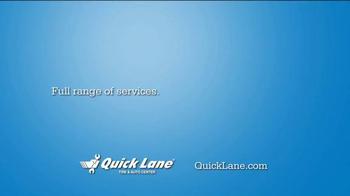 Quick Lane TV Spot, 'Red Carpet' - Thumbnail 8