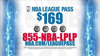 NBA League Pass TV Spot, 'Holiday Offer'