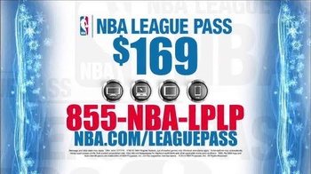 NBA League Pass TV Spot, 'Holiday Offer' - Thumbnail 10