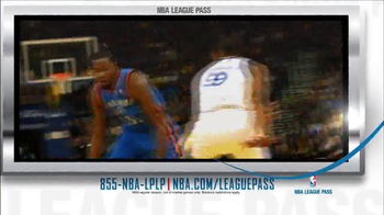 NBA League Pass TV Spot, 'Holiday Offer' - Thumbnail 3