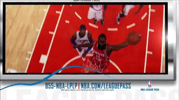 NBA League Pass TV Spot, 'Holiday Offer' - Thumbnail 4