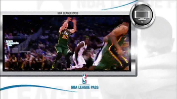 NBA League Pass TV Spot, 'Holiday Offer' - Thumbnail 5