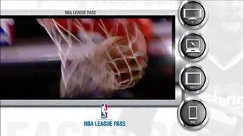 NBA League Pass TV Spot, 'Holiday Offer' - Thumbnail 6