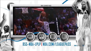 NBA League Pass TV Spot, 'Holiday Offer' - Thumbnail 7