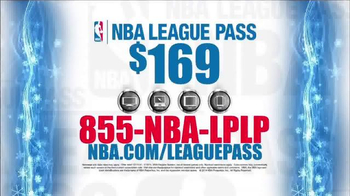 NBA League Pass TV Spot, 'Holiday Offer' - 862 commercial airings
