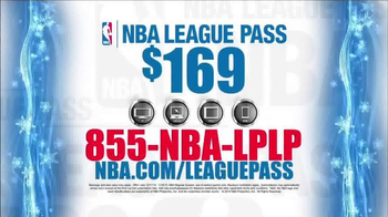NBA League Pass TV Spot, 'Holiday Offer' - Thumbnail 9
