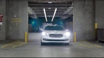2015 Kia K900 TV Spot, 'Parking Spot' Featuring LeBron James - Thumbnail 1