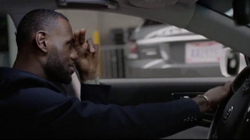 2015 Kia K900 TV Spot, 'Parking Spot' Featuring LeBron James - 397 commercial airings