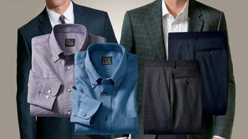 JoS. A. Bank TV Spot, 'BOGO Sports Coats and Two Free Shirts and Pants' - Thumbnail 9