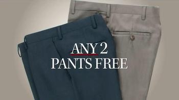 JoS. A. Bank TV Spot, 'BOGO Sports Coats and Two Free Shirts and Pants' - Thumbnail 4