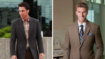 JoS. A. Bank TV Spot, 'BOGO Sports Coats and Two Free Shirts and Pants' - Thumbnail 7