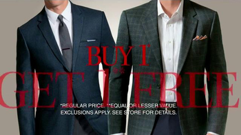 JoS. A. Bank TV Spot, 'BOGO Sports Coats and Two Free Shirts and Pants' - Thumbnail 8