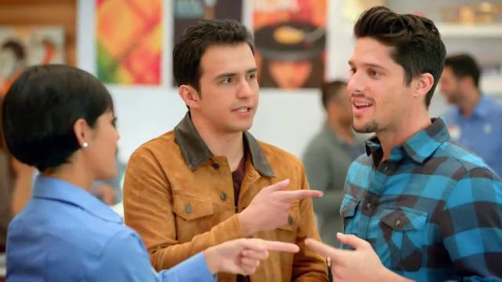 AT&T Mobile Share Plan TV Commercial, 'Amigos'