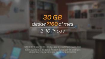 AT&T Mobile Share Plan TV Spot, 'Amigos' [Spanish] - Thumbnail 8