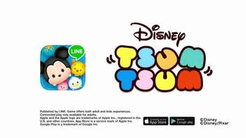 Line Disney Tsum Tsum TV Spot, 'Frozen' - Thumbnail 10