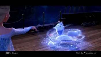 Line Disney Tsum Tsum TV Spot, 'Frozen' - Thumbnail 3