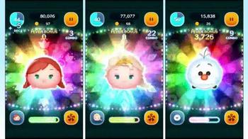 Line Disney Tsum Tsum TV Spot, 'Frozen' - Thumbnail 7