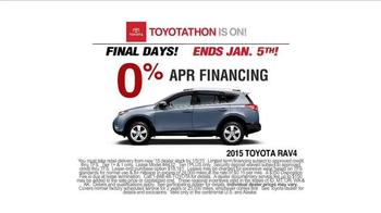 2015 Toyota Rav4 TV Spot, 'Toyotathon' - Thumbnail 7