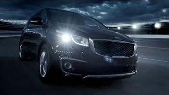 2015 Kia Sedona TV Spot, 'It's Not a Sports Car. It's a Sedona.' - Thumbnail 10