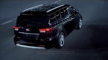 2015 Kia Sedona TV Spot, 'It's Not a Sports Car. It's a Sedona.' - Thumbnail 9